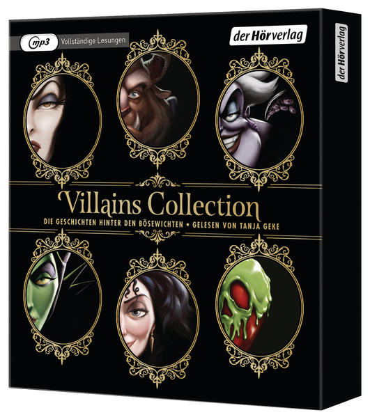 Image of Villains Collection