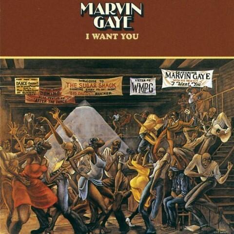 I Want You als CD