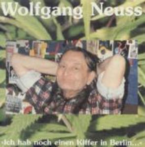 Ich hab noch einen Kiffer in Berlin als CD