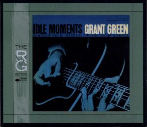 Idle Moments (RVG) als CD