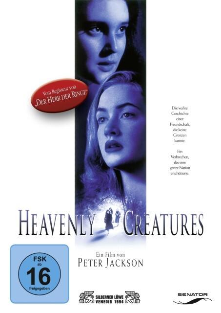 Heavenly Creatures als DVD