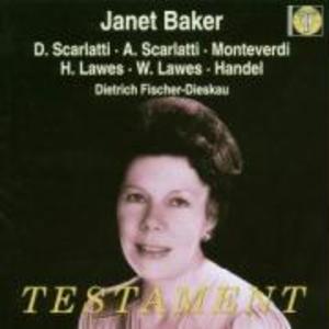 Janet Baker Singt als CD