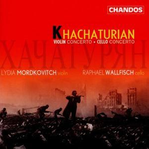 Violinkonzert/Cellokonzert als CD