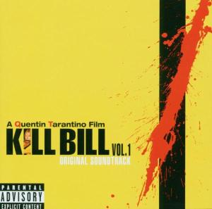Kill Bill Vol.1 als CD