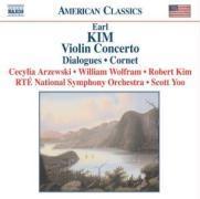 Violinkonzert/Dialoge/Cornet als CD