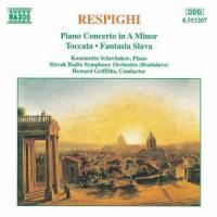Klavierkonzert/Toccata/+ als CD