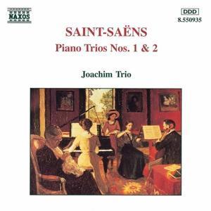 Klaviertrios 1+2 als CD