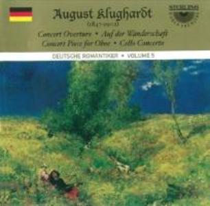 Klughardt Orchesterwerke als CD