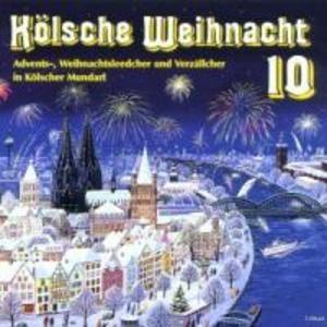 Kölsche Weihnacht 10 als CD