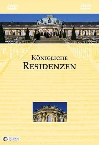 Königliche Residenzen als DVD