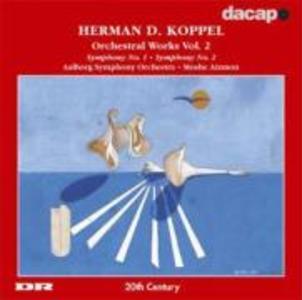 Sinfonie 1+2 als CD