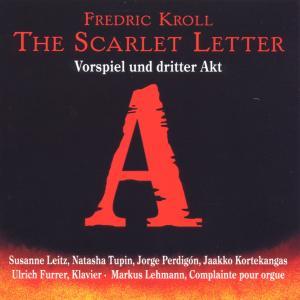 The Scarlet Letter als CD