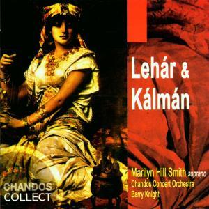 Lieder Von Lehar & Kalman als CD