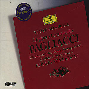 I Pagliacci (GA) als CD
