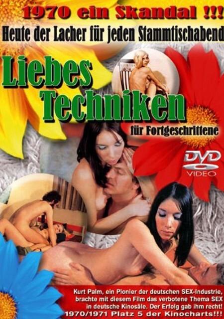 Liebestechniken für Fortgeschrittene als DVD