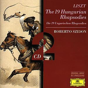 Ungarische Rhapsodien 1-19 als CD