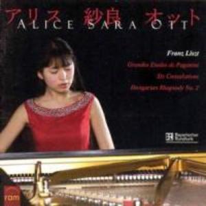 Grandes Etudes de Paganini/+Consolations als CD