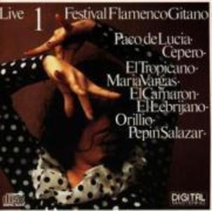 Live Vol.1 als CD