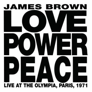 Love Power Peace Live At The Olympia,Paris,1971 als CD