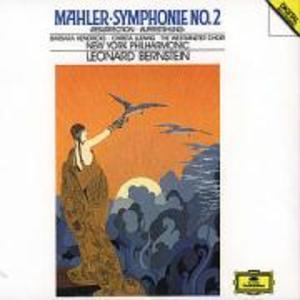 """Sinfonie 2 """"Auferstehung"""" als CD"""