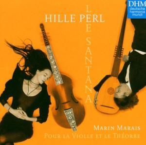 Marais: Pour la Violle et le Theorbe als CD