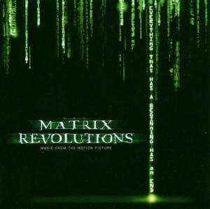 Matrix Revolutions als CD
