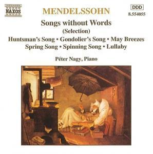 Lieder Ohne Worte (Auswahl) als CD