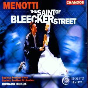 The Saint Of Bleecker Street als CD
