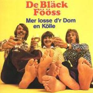 MER LOSSE D'R DOM EN KÖLLE als CD