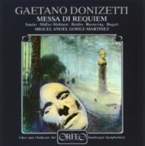Messa Di Requiem Für Soli,Chor Und Orchester