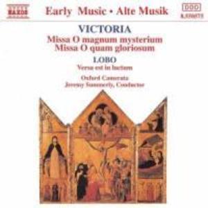 Ave Maria/Messen/Versa Est als CD