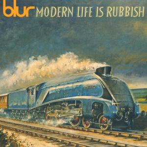 Modern Life Is Rubbish als CD