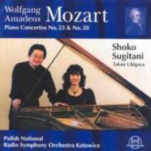 Klavierkonzerte 20 u.23 als CD