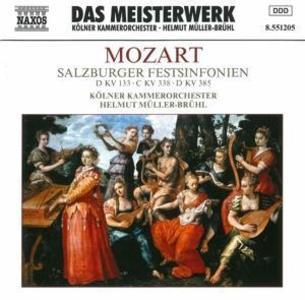 Salzburger Festsinfonien