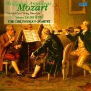 Mozart:The Last Four String Quartets 2 als CD