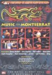 Music For Montserrat (DVD) als DVD