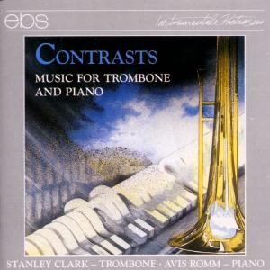 Contrasts-Music For Trombone als CD