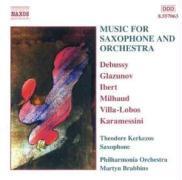 Musik Für Saxophon U.Orcheste