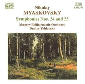 Sinfonien 24+25 als CD