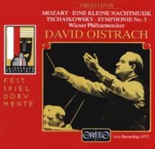 Eine Kleine Nachtmusik/Sinf.5 e-moll op.64 als CD