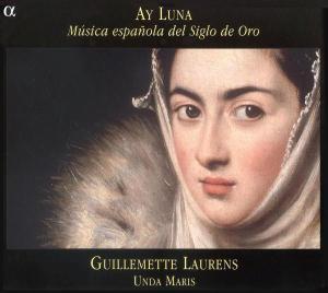 Ay Luna-Spanische Musik Des als CD