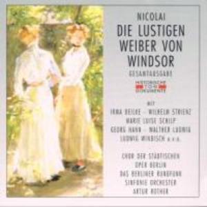 Lustige Weiber V.Windsor (GA)'43 als CD