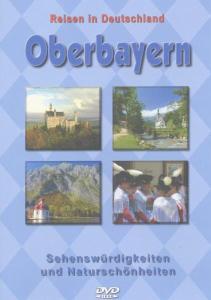 OBERBAYERN-Reisen in Deutschland als DVD