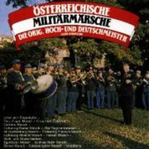 Österreichische Militärmärsche als CD