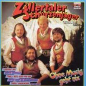 Ohne Musig Geht Nix als CD