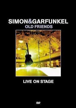 Simon & Garfunkel - Old Friends - Live On Stage als DVD