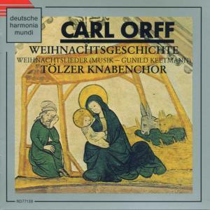 Weihnachtsgeschichte und - Lieder als CD