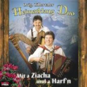 Mit A Ziacha Und A Harf'n als CD