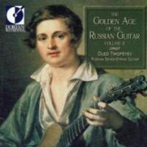 Golden Age Of Russian Guitar Vol.2