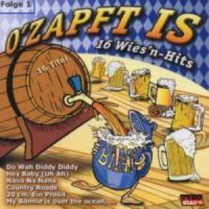 O'zapft Is-16 Wies'n Hits als CD